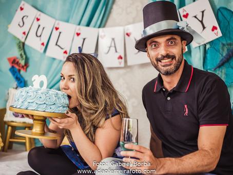 Smash the cake de 30