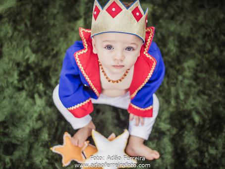 O Pequeno Príncipe Davi