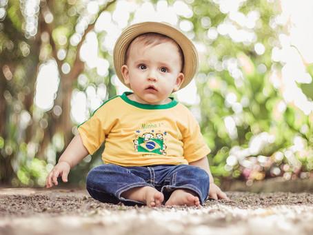 Vai Brasil!!! {Mini ensaio}
