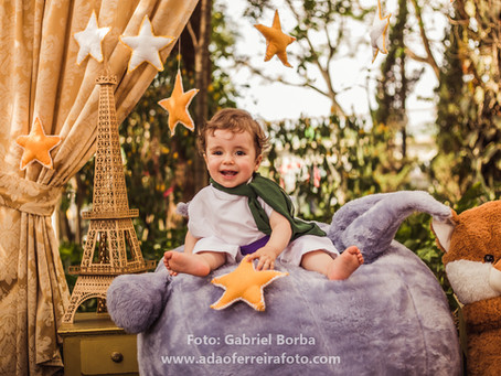 O pequeno príncipe Dimi