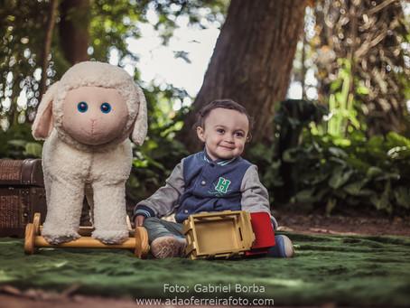 Aventura em família, ensaio cabana e brinquedos do Asaph