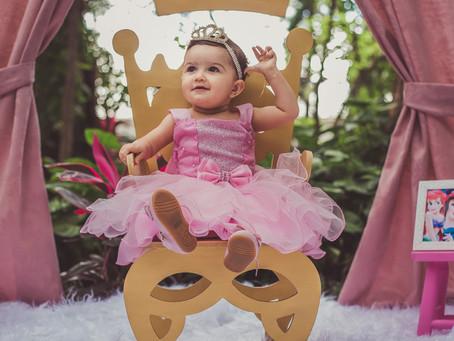 Ensaio Heloísa - Princesas