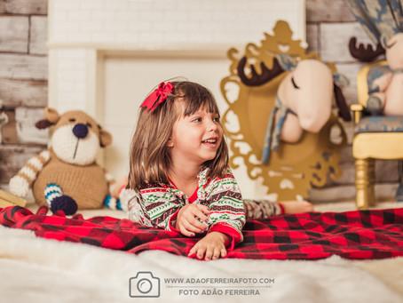 Mini de Natal Alice