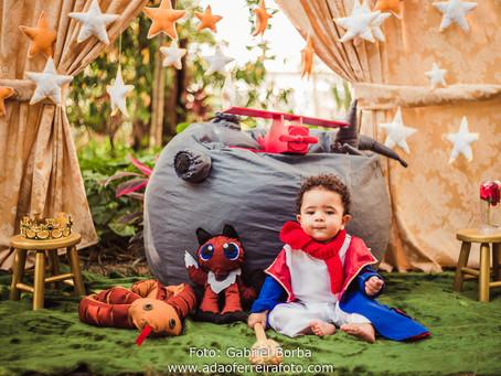 O pequeno Príncipe João Pedro