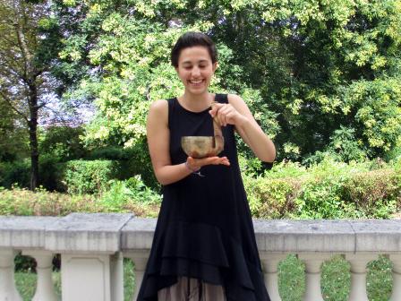 Yoga Paris Yogana Hannah Bensoussan