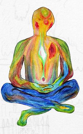 stage yoga dessin regards