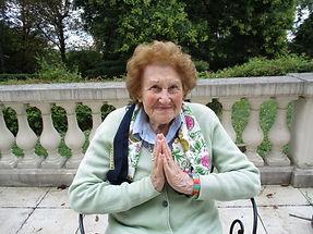 Yogana yoga en maison de retraite