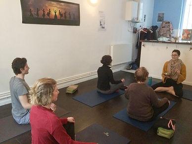 Yogana cours de yoga