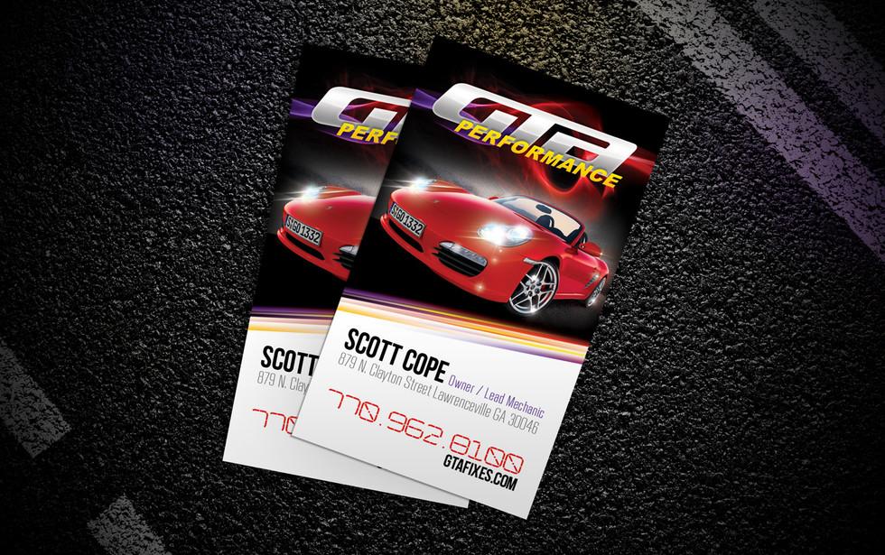 GTA Performance Business