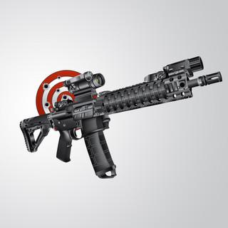 Shots Fired Gun Range