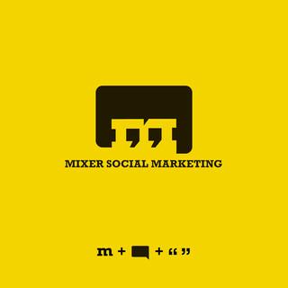 Mixer Social Marketing