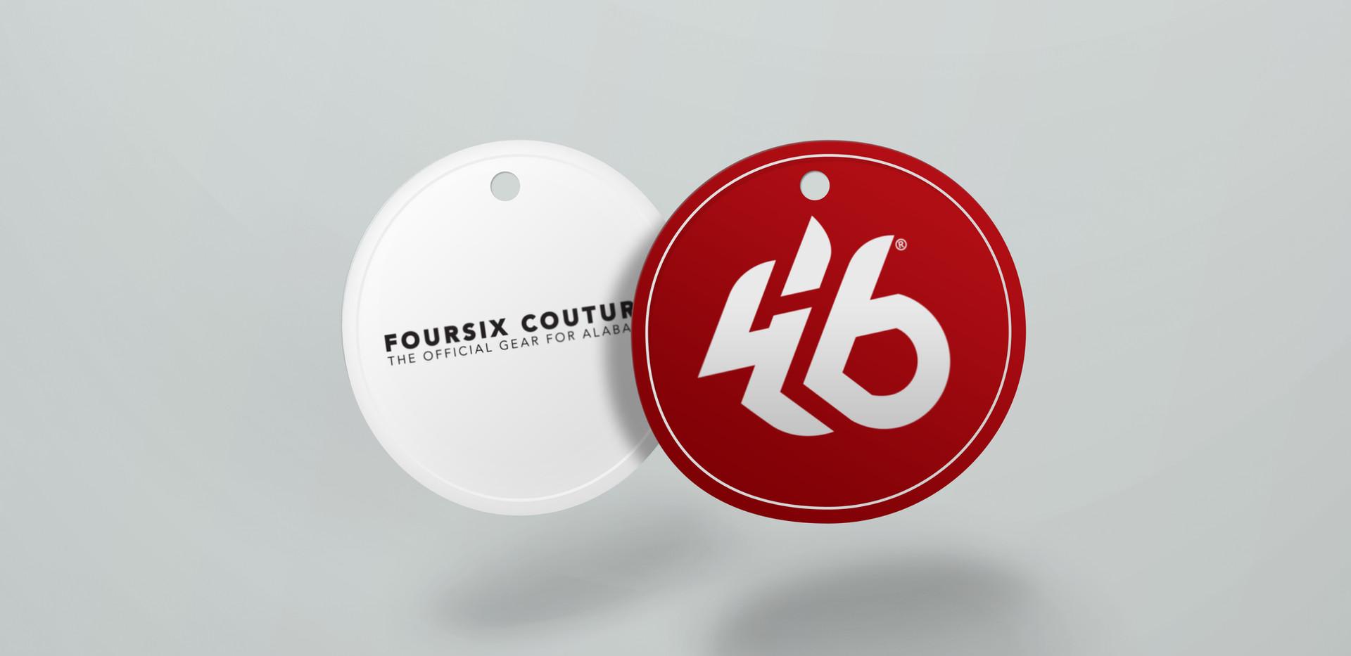 Foursix Clothing Tag