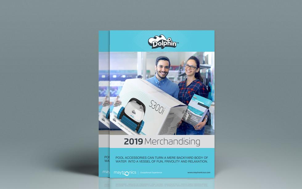 Maytronics Merchandising Brochure Cover