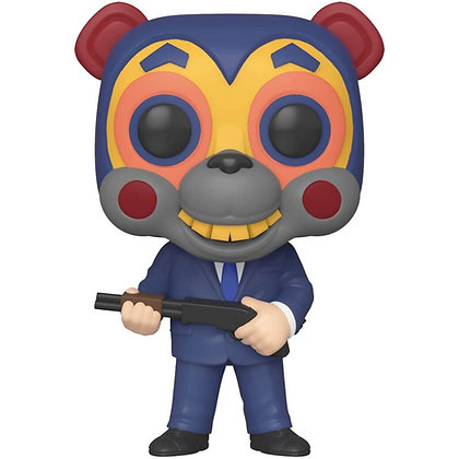 Funko Pop  Umbrella Academy  Hazel w/mask