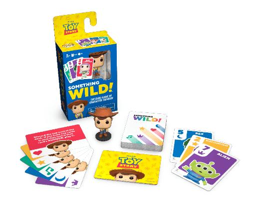 Funko Something Wild Card Game - Toy Story (ITALIANO)