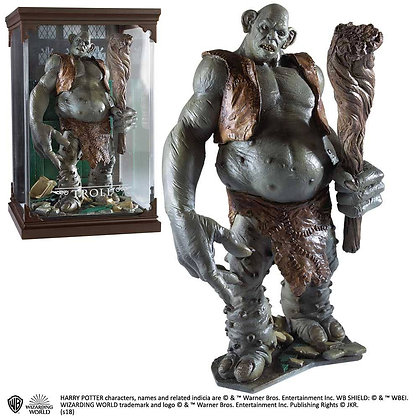 Statue - Harry Potter - Magical Creatures Statue Troll 13 cm