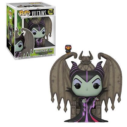 Funko Pop Disney Villains - Deluxe Maleficent on Throne