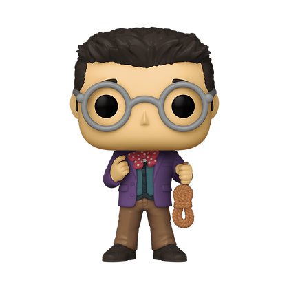 Funko Pop Clue - Professor Plum w/Rope