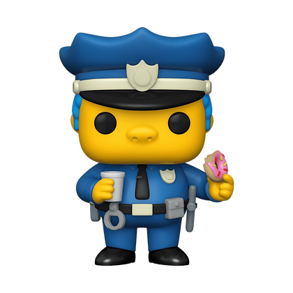Funko Pop  Simpsons  Chief Wiggum