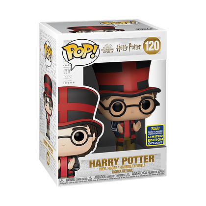 Funko Pop Harry Potter - Harry at World Cup (SDCC 2020)