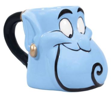 Tazze e Bicchieri - Disney - Aladdin Shaped Mug Genie