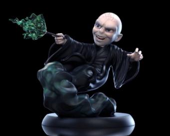 Q-Fig - Harry Potter - Voldemort 10 cm
