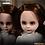 Thumbnail: Living Dead Dolls  - Horror - The Shining Talking Grady Twins 25 cm