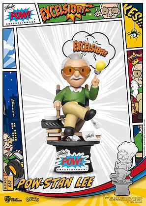 Stan Lee D-Stage PVC Diorama Stan Lee 16 cm