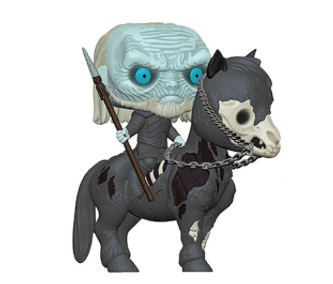 Funko Pop - Rides - Game of Thrones - White Walker on Horse