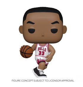 Funko Pop NBA  Legends - Scottie Pippen (Bulls Home)