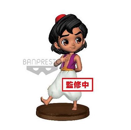 Q Posket - Disney - Mini Figure Aladdin 7 cm