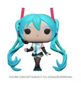 Funko Pop  Vocaloid - Hatsune Miku V4X
