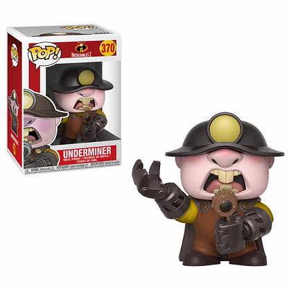 Funko Pop - Disney - The Incredibles 2 Underminer