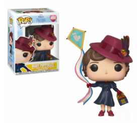 Funko Pop - Disney - Mary Poppins - Mary with Kite