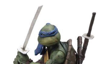 Action Figure - Neca - Teenage Mutant Ninja Turtles Leonardo 18cm