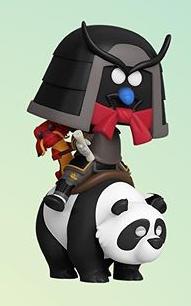 Funko Pop Disney Mushu on Panda ECCC