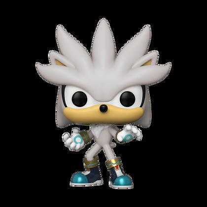 Funko Pop Sonic 30th - Silver the Hedgehog