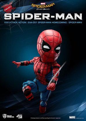 Action Figure - Marvel - Spider-Man Homecoming Egg Attack 15cm AF