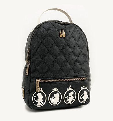 Loungefly - Disney Disney Princess Quilted Mini Backpack