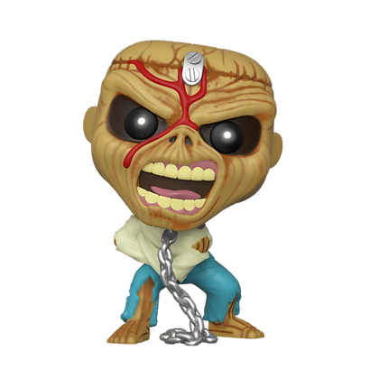 Funko Pop -  Rocks - Iron Maiden -  Piece Of Mind (Skeleton Eddie)