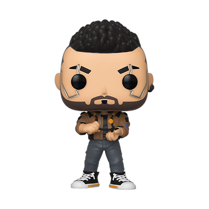 Funko Pop - Games -  Cyberpunk 2077 - V-Male