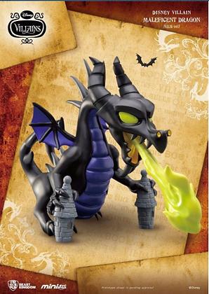 Disney -Villains Mini Egg Attack Figure Maleficent Dragon 10 cm