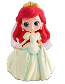 Q Posket - Disney - Ariel Dreamy Style A Normal Color Version 14 cm