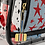 Thumbnail: Loungefly X Birds of Prey Harley Quinn Clear Pvc Mini Backpack