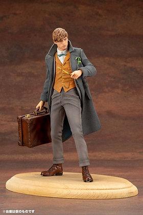 Statue - Fantastic Beasts 2 - Artfx Pvc statue 1/10 Newt Scamander 18 cm
