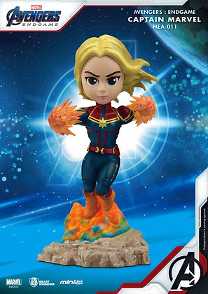 Marvel - Endgame - Mini Egg Attack - Captain Marvel 10 cm