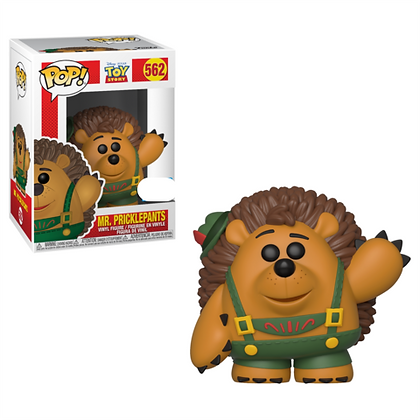 Funko Pop - SDCC 2019 - Disney - Toy Story - Mr. Pricklepants