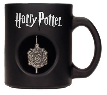 Tazze e Bicchieri - Harry Potter - 3D Rotating Emblem Mug Slytherin