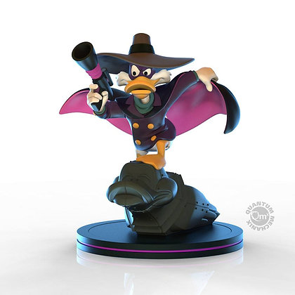 Q-Fig Disney Darkwing Duck Figure Darkwing Duck 13 cm