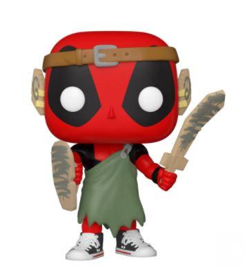 Funko Pop Marvel Deadpool 30th - L.A.R.P. Deadpool
